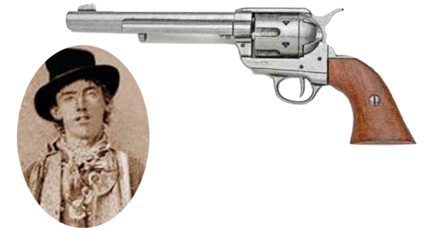 Billy the Kid Colt .45