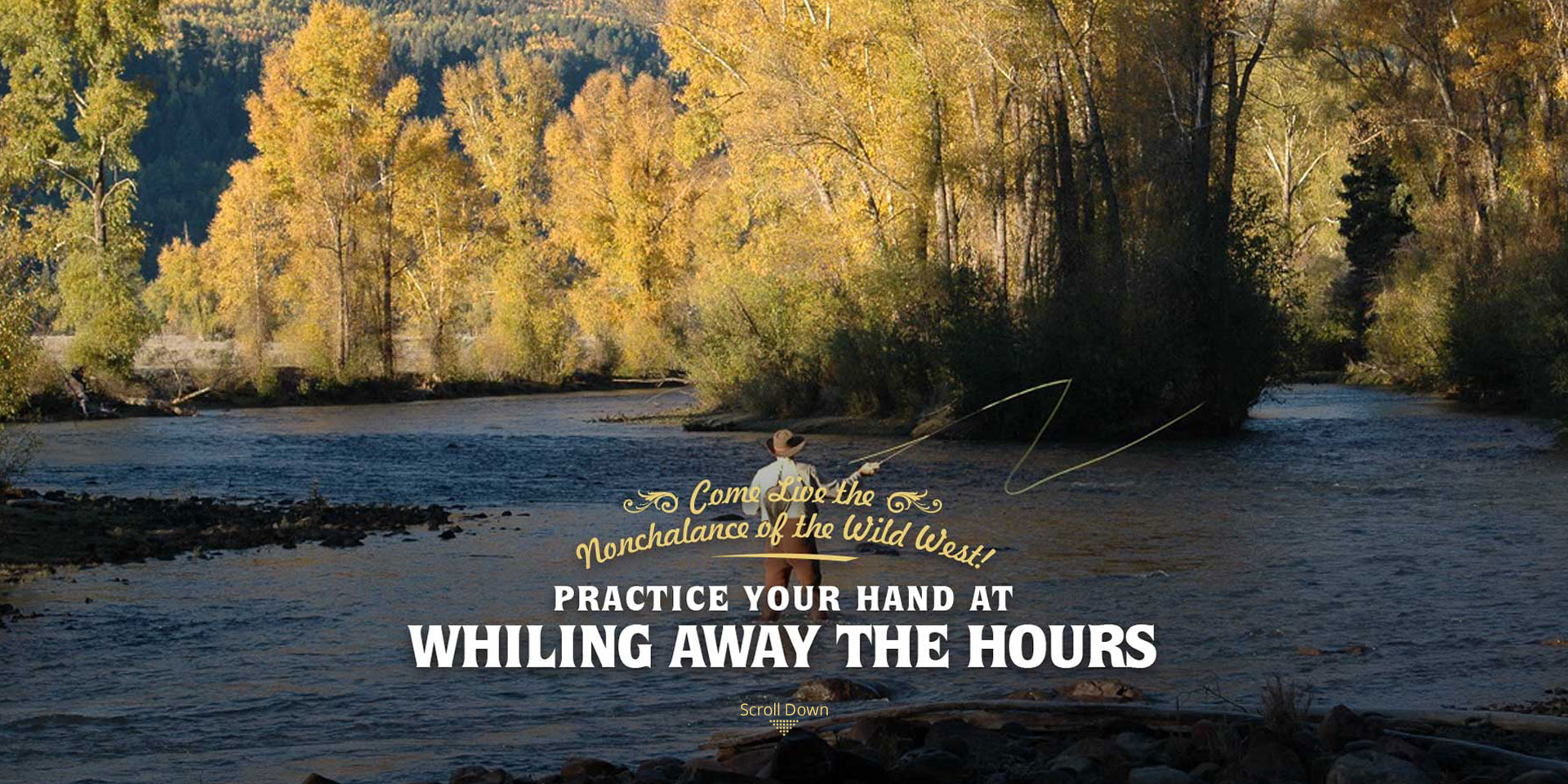 Practice your Hand at Whiling Away the Hours
