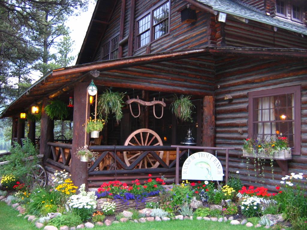 historic grand lodge rainbow trout ranch