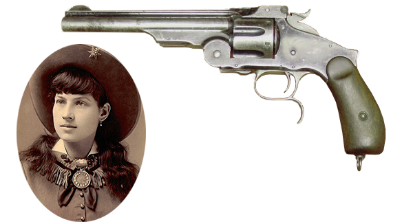 Annie Oakley Smith & Wesson No.3